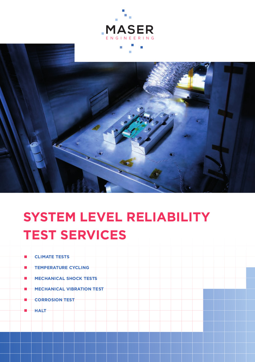 System Level Reliability